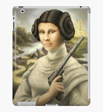 Mona Leia iPad Case/Skin
