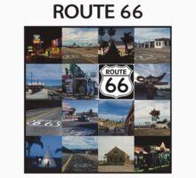 Route 66 Kids Tee