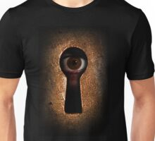 Who is watching you Unisex T-Shirt