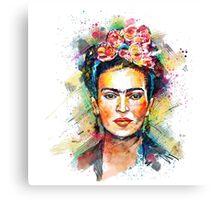 Kahlo Frida Canvas Print