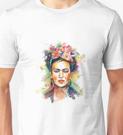 Kahlo Frida Unisex T-Shirt