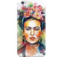 Kahlo Frida iPhone Case/Skin