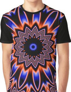 Fractal pattern Graphic T-Shirt
