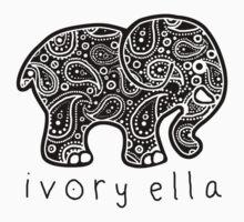elephant ivory ella  One Piece - Long Sleeve