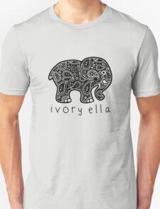 elephant ivory ella  Unisex T-Shirt