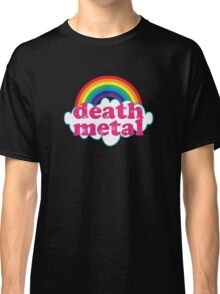 Death Metal Rainbow (Original) Classic T-Shirt