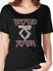 TWISTED SISTER STAY HUNGRY Women's Relaxed Fit T-Shirt