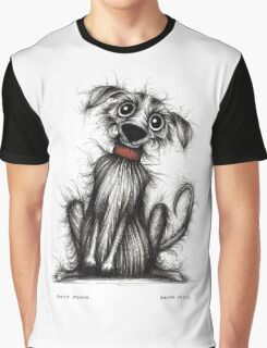 Fuzzy pooch Graphic T-Shirt