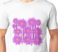 Spring Showers Bring Beautiful Flowers Unisex T-Shirt