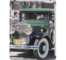 Cadillac La Salle Coupe iPad Case/Skin