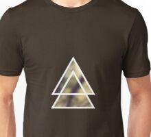 triangles nature / triángulos naturaleza Unisex T-Shirt