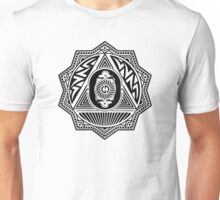 Grateful Dead Steal Your Face Mandala Unisex T-Shirt