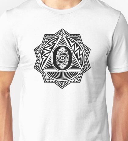 Grateful Dead Steal Your Face Mandala Unisex T-Shirt