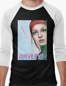 Hayley rocks! Men's Baseball ¾ T-Shirt