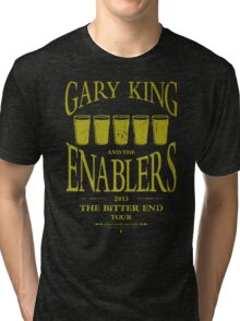 Gary King and the Enablers Tri-blend T-Shirt