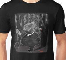 Suspense, Alfred Hitchcock Unisex T-Shirt
