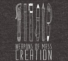 Weapons Of Mass Creation (on grey) Unisex T-Shirt