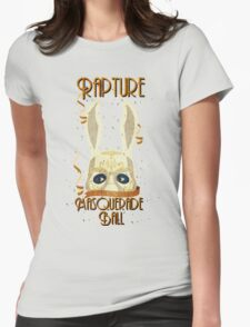 Rapture Masquerade Ball 1959 Womens Fitted T-Shirt