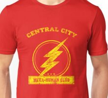 Central City Meta-Human Club Unisex T-Shirt