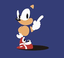 Minimal Hedgehog Unisex T-Shirt