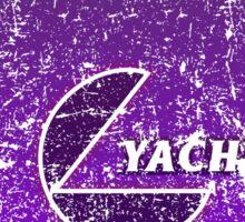 Yachiyo - Chiba - Prefecture of Japan - Distressed Sticker