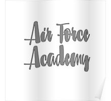 Air Force Academy Poster