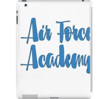 Air Force Academy iPad Case/Skin