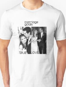 Alyson Hannigan & Alexis Denisof Marriage Goals T-Shirt