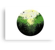 Grassy Knoll Canvas Print