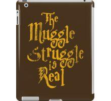 Harry Potter - Muggle Struggle iPad Case/Skin