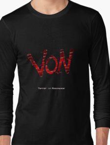 Terror in Resonance Long Sleeve T-Shirt