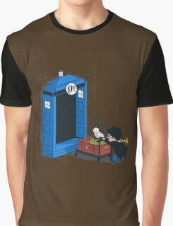 Harry Potter - Tardis Graphic T-Shirt