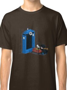 Harry Potter - Tardis Classic T-Shirt