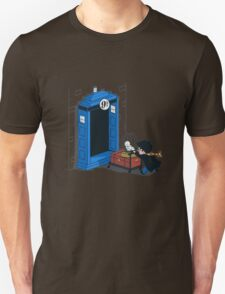 Harry Potter - Tardis T-Shirt