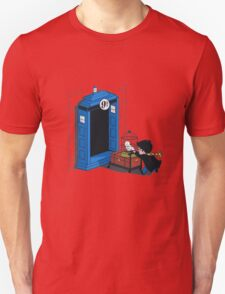 Harry Potter - Tardis Unisex T-Shirt