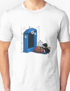 Harry Potter - Tardis Unisex T-Shirt