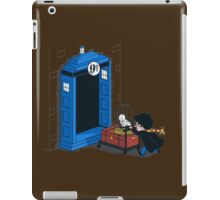 Harry Potter - Tardis iPad Case/Skin