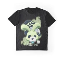 Dramatical Murder - Fight me Graphic T-Shirt