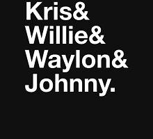 Kris Willie Waylon Johnny Classic T-Shirt