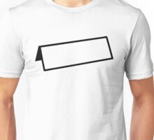 Name tag Unisex T-Shirt