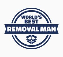 World's best removal man One Piece - Long Sleeve