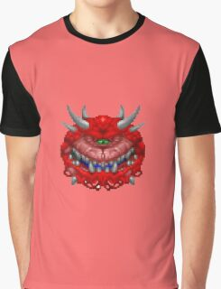 DOOM - Cacodemon Graphic T-Shirt