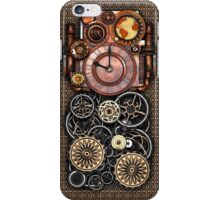 Infernal Steampunk Timepiece #2 phone cases iPhone Case/Skin