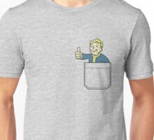 Pocket Vault Boy Unisex T-Shirt
