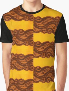 Brownie Lace Graphic T-Shirt