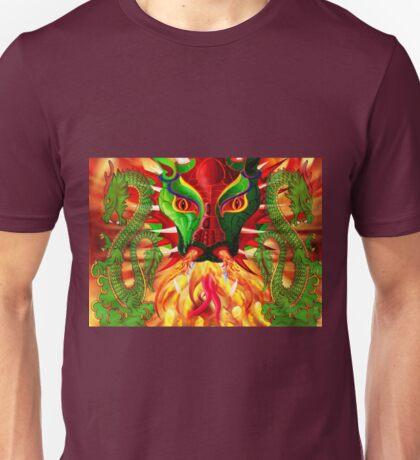 DRAGON FIRE Unisex T-Shirt