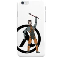 Gordon Freeman iPhone Case/Skin