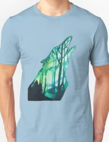 Forest Wolf  T-Shirt