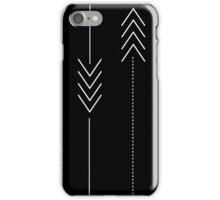 Arrows in the Night iPhone Case/Skin