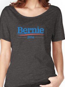 Bernie Sanders 2016 Campaign Logo Women's Relaxed Fit T-Shirt